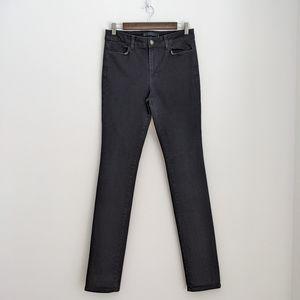J BRAND Skinny Jeans, Bardot Dark Wash, 29